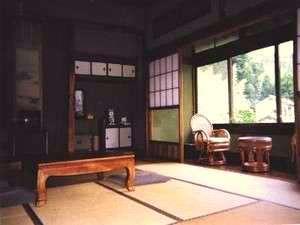 和室(よしの間)一例