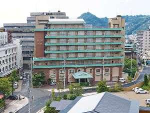 ホテル椿舘 別館 [ 愛媛県 松山市 ]  道後温泉