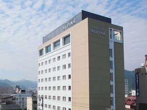 高山駅から徒歩3分。観光にもビジネスにも便利な立地です。