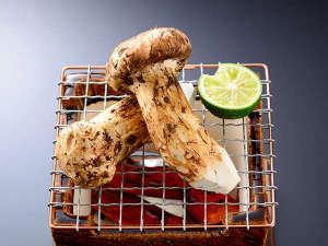★松茸会席プラン★(料理一例)松茸の味を存分にひきたたせる様、板前が腕をふるいます。