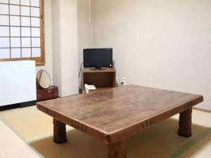 *【4.5畳一例】1~2名様利用のこじんまりとした和室です。