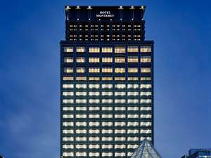 ホテルモントレ グラスミア大阪