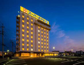 スーパーホテル熊本・山鹿 天然温泉 山鹿灯籠の湯