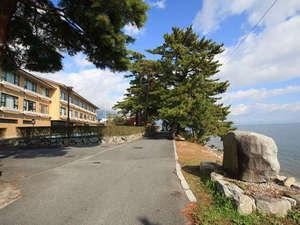 ホテル 琵琶レイクオーツカ-びわ湖まで徒歩10秒の湖畔の宿-