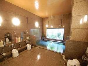 ラジウム人工温泉「旅人の湯」で手足を伸ばし、疲れを癒して下さい。