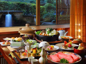 和食と山形産日本酒が楽しめる個室食事処【蔵膳】