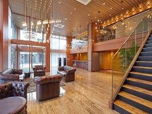 ホテル フロントロビー