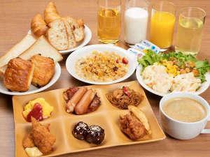 朝食バイキング(盛り付け 洋食)