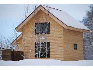 冬のニングルスタンダードハウス