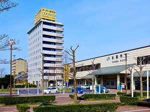 スーパーホテル出雲駅前の画像