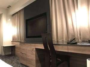 デラックスキングルーム(ベッド200cm×200cm)