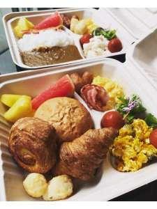 朝食BOX「パンセット」