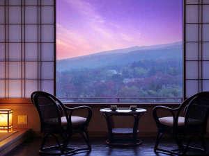 【特別室】和室8畳(早朝)