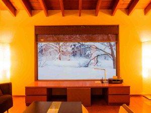 【冬季】ジャパニーズSr.■麓花坊◇雪椿-YUKITSUBAKI-■ 山水画のような景色に一目惚れ