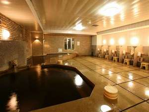 天然温泉大浴場(男女別)