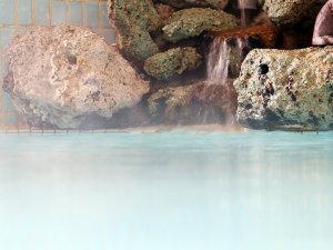 【温泉】ちょっと熱めの源泉で身体もポッカポカ