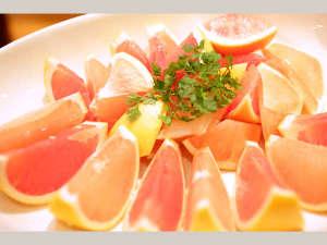 フルーツ(朝食)※日替わりで3種類ご用意!