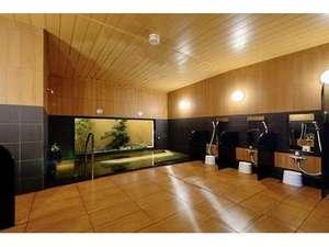 ◆大浴場◆人口ラジウム温泉でお疲れを癒してくださいませ♪