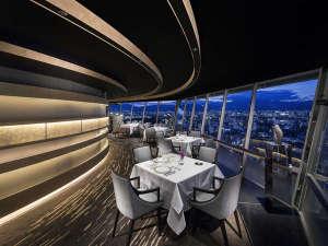 【トップオブキョウト/14F】京都で唯一の回転展望レストラン