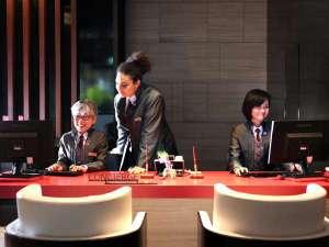 【コンシェルジュ(1F)】京都観光のお手伝いをいたします