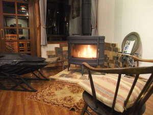2013年から、レストランに暖炉が取り付けられました。