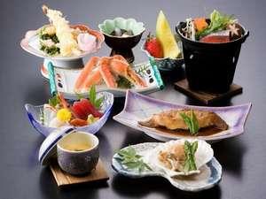 海鮮プランお食事例