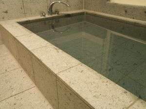 1畳大の石風呂(H20年改装)