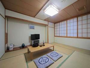 ご家族やグループのお客様に好評な和室(6・8・10畳) 2~6名様まで対応