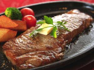 250g国産和牛ステーキ!この満足感。間違いなし!