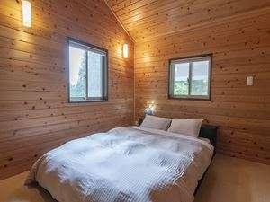 【メゾネットコテージ】檜風呂付客室