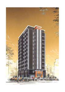 アパホテル<名古屋栄東>の画像