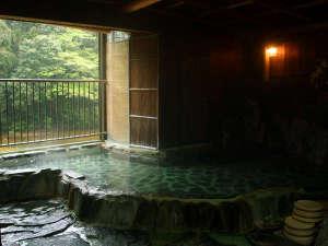 ・野趣溢れる中湯浴みがお楽しみいただけます!