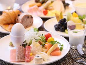 2階【ALL DAY DINING MEM】朝食ブッフェ一例