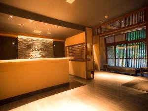 会津東山温泉「月のあかり」フロント・ロビーのイメージ画像♪