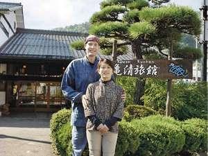 亀清旅館:写真