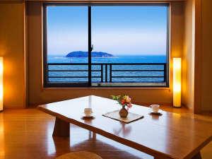 ◆◇【全室オーシャンビュー】紺碧の海広がる上質空間。長旅の疲れを癒し、存分におくつろぎください◇◆