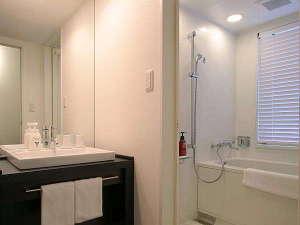 浴室・洗面台・トイレは独立型