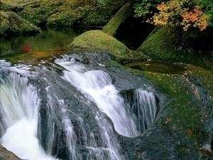 全長6キロにわたる渓谷「小又峡」
