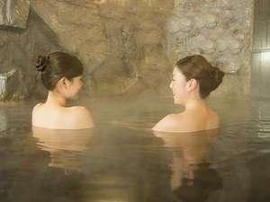 ◆天然温泉~ご滞在中は何度でもご利用いただけます~