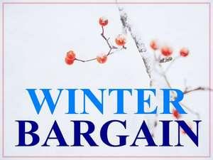 ◆冬得!ウインターバーゲン