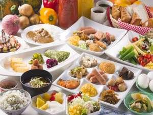 ◆レストランとまと~朝食バイキング~