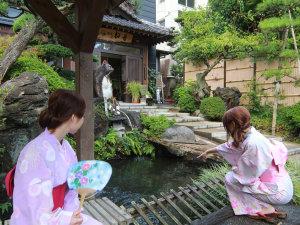 和食とイタリアンの融合が楽しめる料理宿 湯田上温泉 旅館初音