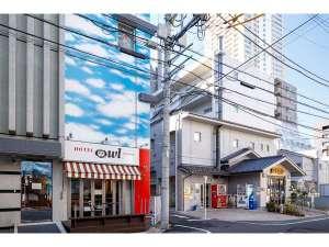 HOTEL owl TOKYO [ 東京都 荒川区 ]