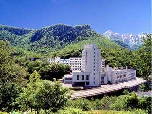 層雲閣グランドホテル [ 上川郡 上川町 ]  層雲峡温泉