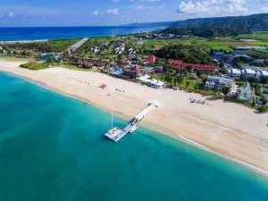 オクマ プライベートビーチ & リゾートの画像
