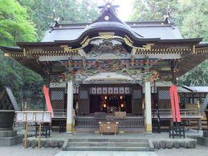 【パワースポット】2011年ミシュラン☆獲得 長瀞の守り神・宝登山(ほどさん)神社