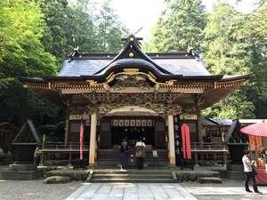 長瀞観光の定番③『宝登山神社』徒歩15分★1900年鎮座する日本武尊ゆかりのパワースポット。