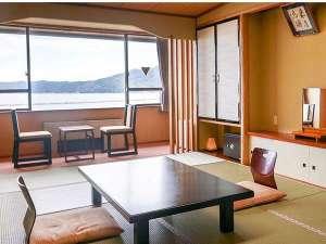 和室12畳※禁煙【宮古港を一望できます。】