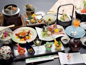 【料理例】日本海の恵をたっぷり詰め込みました