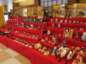 【ひな人形】毎年3月に開催される「佐渡國相川ひなまつり」期間中に展示するひな人形。(大正期)